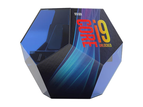 Intel Core i9-9900K Coffee Lake 8-Core 16-Thread, 3.6 GHz (5.0 GHz Turbo) LGA 1151 (300 Series) 95W BX80684I99900K Desktop Processor