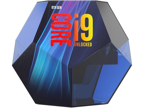 Image of Intel Core i9-9900K Coffee Lake 8-Core 16-Thread, 3.6 GHz (5.0 GHz Turbo) LGA 1151 (300 Series) 95W BX80684I99900K Desktop Processor