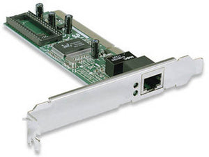 Intellinet 522328 10/100/1000Mbps Gigabit Ethernet PCI Network Card