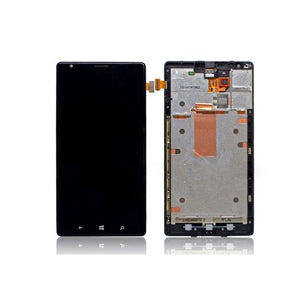 Nokia Lumia 1520 LCD & Touch Screen Digitizer Assembly - Black