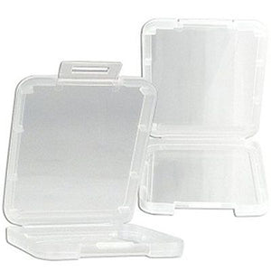 25-Pack CompactFlash / Smart Media Cards Plastic Case