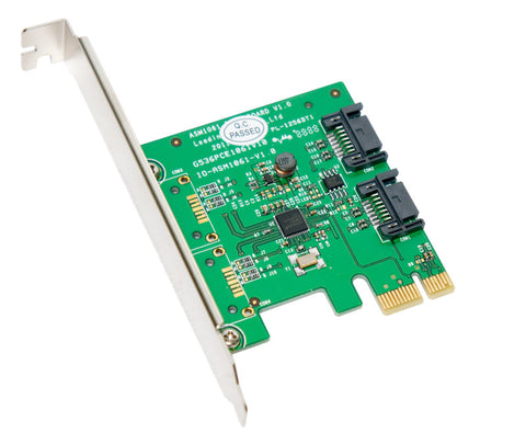Image of Syba PCI-Express 2.0 SATA III (6.0Gb/s) Controller Card