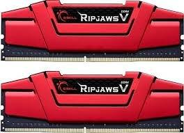 G.SKILL Ripjaws V 16GB 2x8GB 288-Pin DDR4 2400 PC4 19200 Desktop Memory F4-2400C15D-16GVR