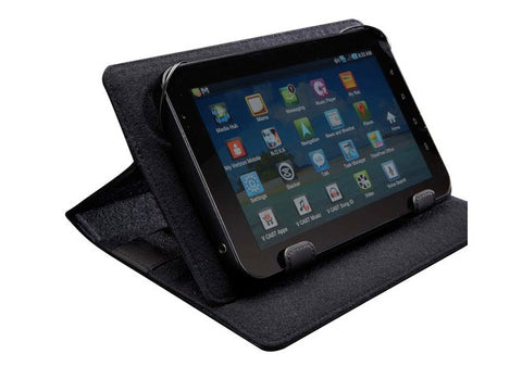 "Image of Case Logic UFOL-107BLACK 7"" Universal and Nexus 7 Tablet Case"
