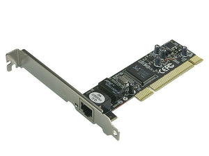 Rosewill RC-402 10/100 Mbps PCI LAN Card 1 x RJ-45