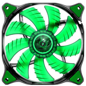 Cougar 120mm Hydraulic-Bearing Green Cooling Fan (Green LED)
