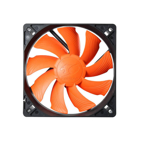 Cougar Turbine CFT12S4 Hyper Spin 1200RPM 120mm 3-pin Fan 4-pack