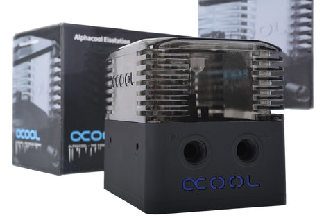 Image of Alphacool Eisstation DC-Ultra - Solo Reservoir
