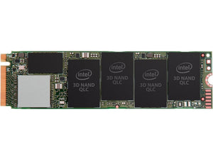 Intel 660p Series M.2 2280 2TB PCI-Express 3.0 x4 3D NAND Internal Solid State Drive (SSD)