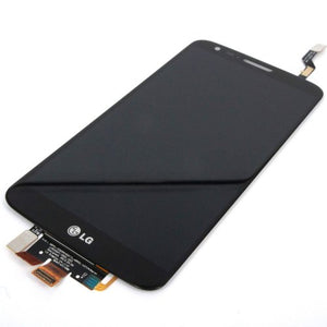 Black Digitizer & LCD Assembly for Optimus G2 D800 D801 D803 LS980