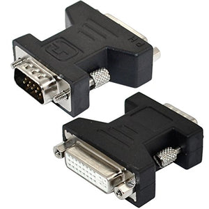 BattleBorn DVI-I Female to VGA Male Adapter