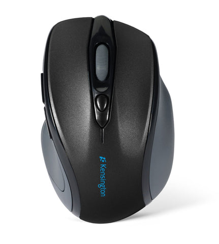Kensington Pro Fit Mid-Size Wireless Mouse with Nano Receiver K72405US
