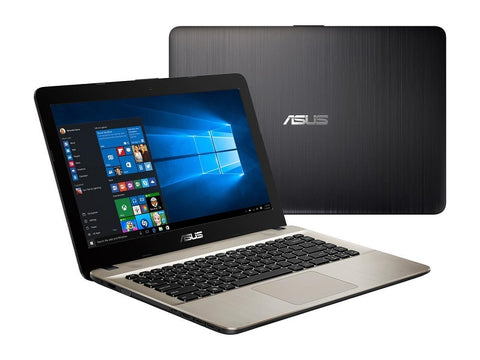 Image of ASUS VivoBook AMD A9-9425 Dual Core with Radeon R5 Graphics, 8 GB DDR4 RAM, 256 GB SSD, 14 FHD Display, Windows 10, F441BA-DS95