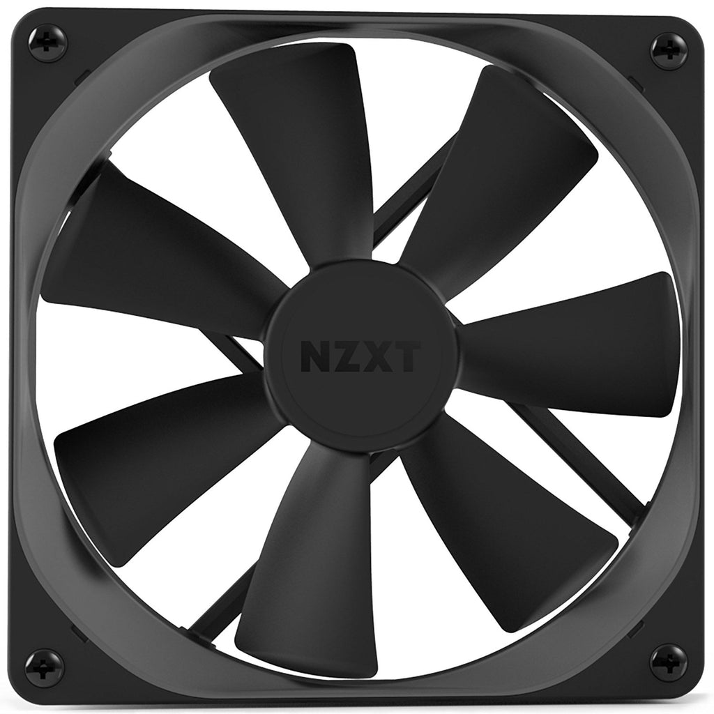 NZXT Kraken X42 RL-KRX42-02 140mm All-In-One Water / Liquid CPU Cooling with Software Controlled RGB