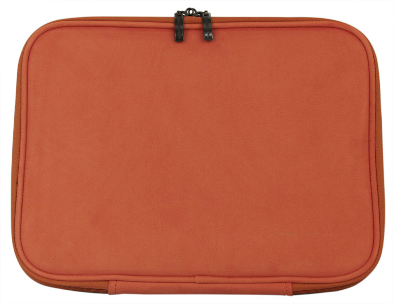 "Casecrown Orange 10"" Netbook Sleeve"