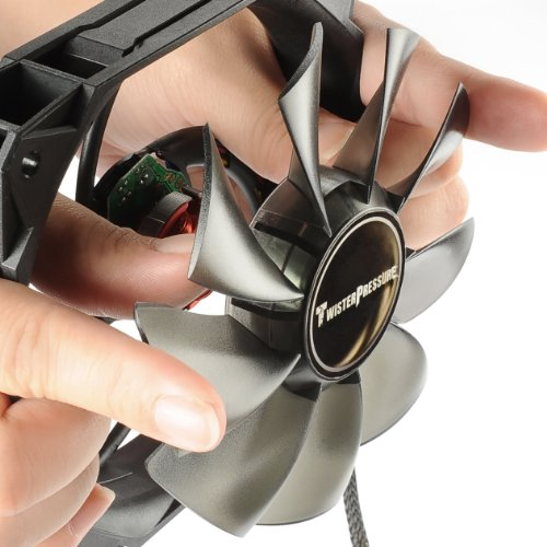 ENERMAX UCTP12P Twister High Static Pressure PWM 120mm PC Case Fan