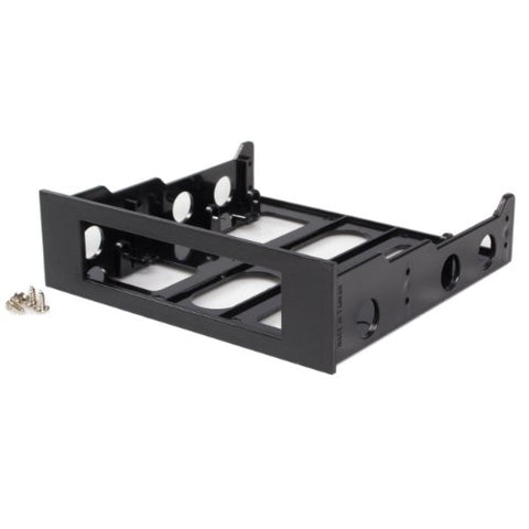 "Startech BRACKETFDBK 5.25"" to 3.5"" Drive Bay Adapter Bracket (Black)"