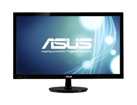 "Asus VS247H-P 2ms Response LED Backlight 23.6"" LCD Monitor (Black)"