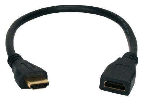 Battleborn 1 foot HDMI Extension Cable