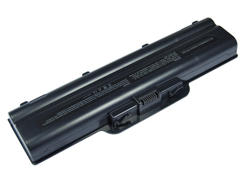 Replacement Laptop Battery 5200mAh 14.8V for HP Compaq ZD7000 NX9500