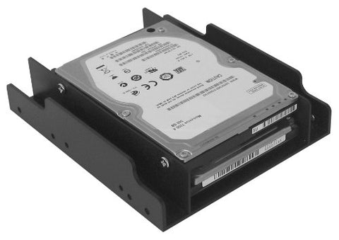 "SIIG SC-SA0H12-S1 Dual 2.5"" to 3.5"" Drive Bay Adapter"