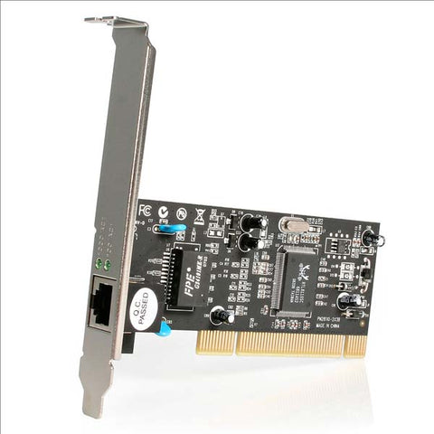 Startech ST1000BT32 10/100/1000Mbps 1x RJ-45 Ethernet PCI Card
