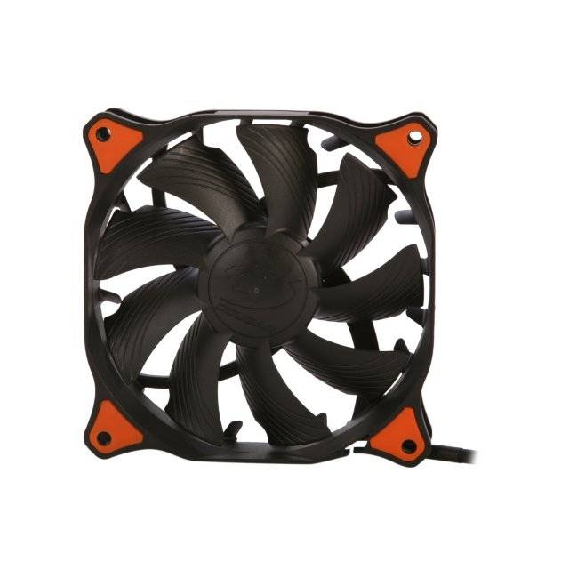 Cougar CF-V12HB 120mm Vortex HDB Black 12cm Case Fan