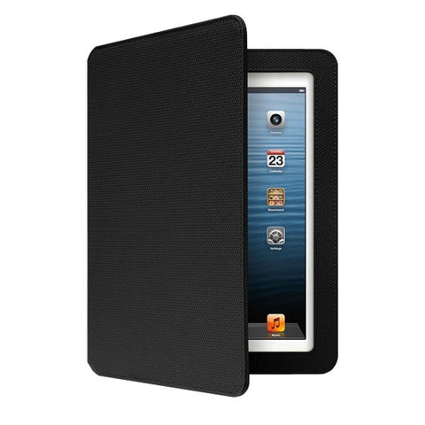 "Image of Aluratek ABMK03F 7"" Bluetooth iPad Mini Folio Case w/ Keyboard"