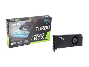 Asus Turbo TURBO-RTX2080-8G-EVO GeForce RTX 2080 Graphic Card