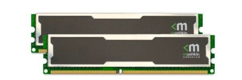 Mushkin 996758   (2x1GB) 2GB PC2-6400 DDR2 UDIMM Memory