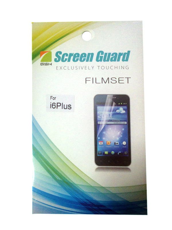 Smooth HD Screen Protector for iPhone 6 Plus