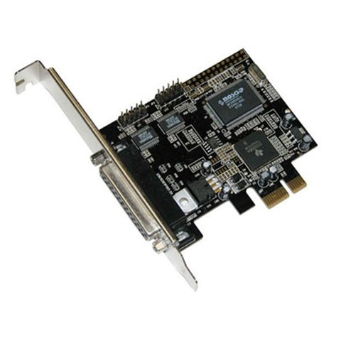 MASSCOOL XWT-PCIE05 PCI-E 2 Serial + 1 Parallel Card