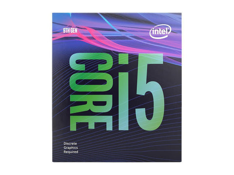 Image of Intel Core i5-9400F Coffee Lake 6-Core 2.9 GHz (4.10 GHz Turbo) LGA 1151(300 Series) 65W BX80684I59400F No Integrated Graphics