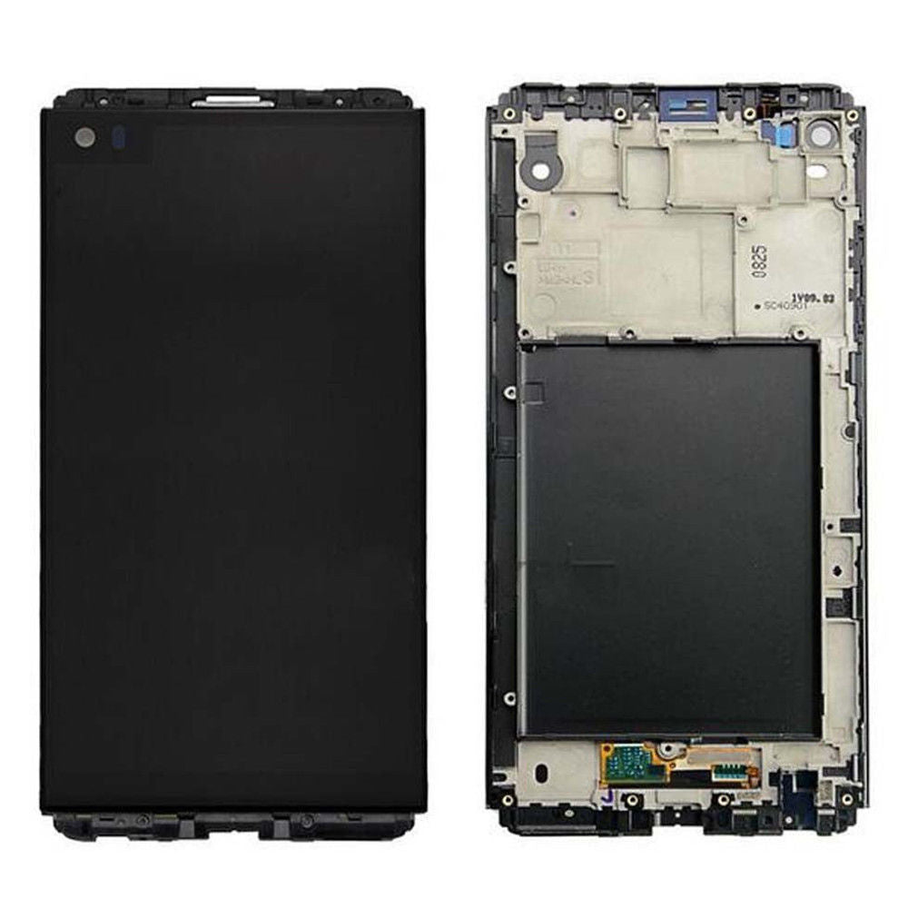 LCD Assembly with Frame for LG V20 F800L H910 H915 H990 H990DS H990TR LS997 US996 - Black