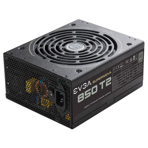 Image of EVGA 220-T2-0850-X1 SuperNOVA 850 T2 Power Supply