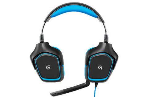 Logitech 981-000536 G430 Dolby Surround Sound Gaming Headset