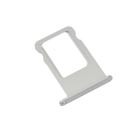 SIM Card Tray for iPhone 7 - Silver