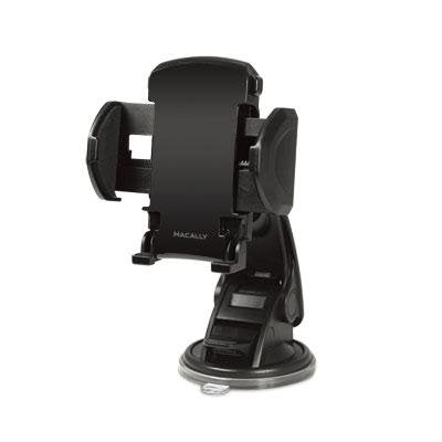 Image of Macally MGRIP2 iPhone Suction Cup Mount for Cars