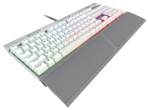CORSAIR CH-9109114-NA K70 RGB MK.2 SE Mechanical RAPIDFIRE Gaming Keyboard - USB Passthrough & Media Controls