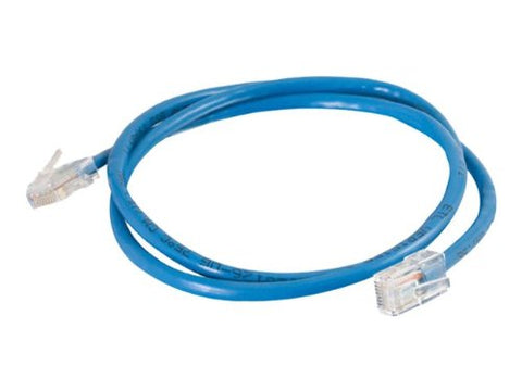 Image of C2G 22673 3-Foot Cat5E Ethernet Cable (Blue)