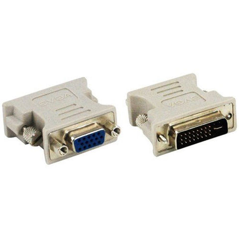 eVGA 203-AD-EV01-R1 Male DVI-I to Female VGA Video Adapter