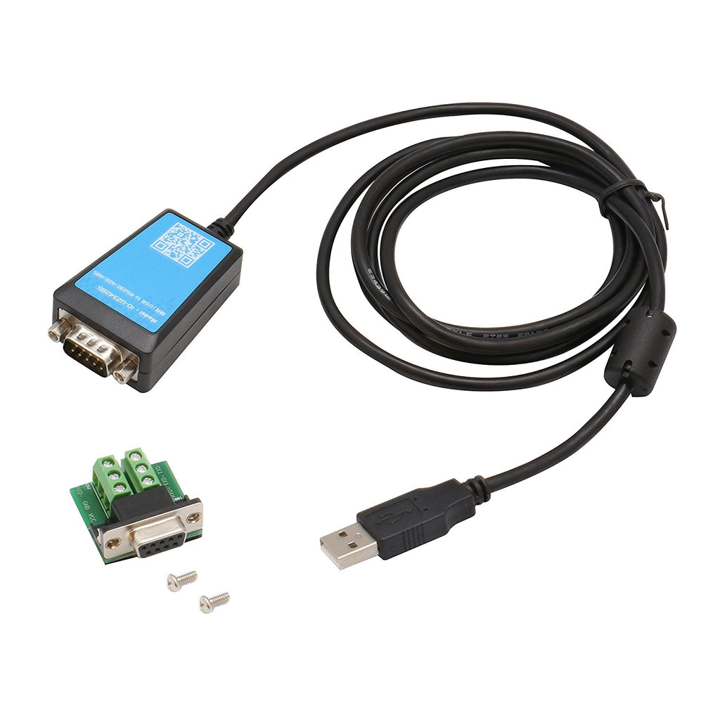 Syba SY-ADA15059 USB 2.0 to 1x DB9 Serial (RS232/422/485) Converter
