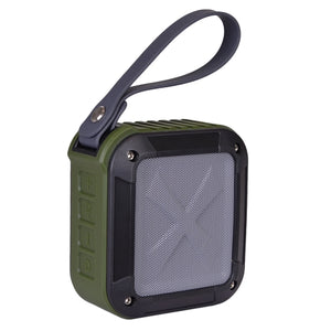 Logisys SP606MG Bluetooth Waterproof Rugged Speaker