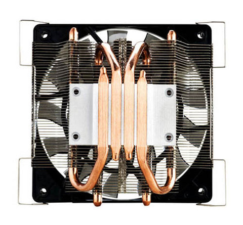 Image of Cooler Master RR-GMM4-16PK-R2 GeminII M4 Universal CPU Cooler