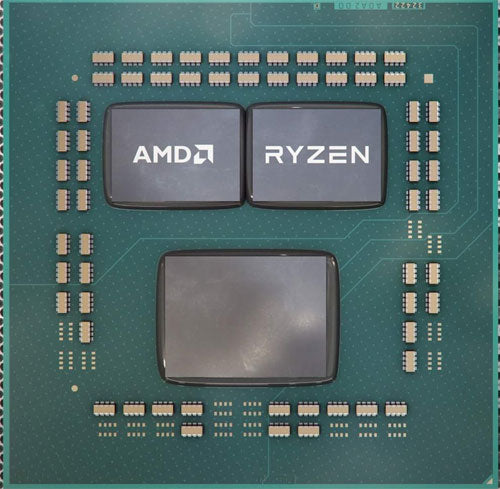 AMD Ryzen 5 3600 Socket AM4 6-Core/12-Thread 3.6GHz / 4.2GHz Processor with Wraith Stealth Cooler