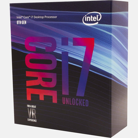 Intel BX80684I78700K Core i7-8700K 3.7GHz 6-Core Processor