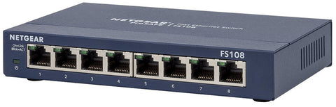 Netgear FS108NA ProSAFE FS108NA 8-Port Fast Ethernet Switch