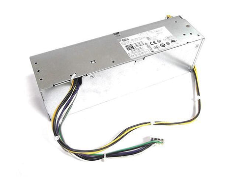 Dell Optiplex 7020 9020 T1700 Power Supply 8-Pin 255W V9MVK FP16X FN3MN 2XK8W