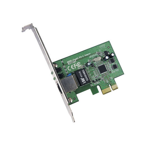 TP-Link TG-3468 PCI-Express RJ-45 Port Gigabit Network Adapter