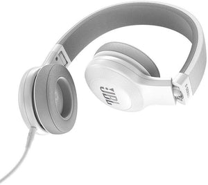JBL E35 On Ear Signature Headphones With Mic - White